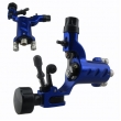 Dragonfly Rotary tattoo Machine Gun with RCA Hoop Hole - blue