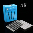 50pcs 108MM TRUE STAR Disposable Long Tips 5R